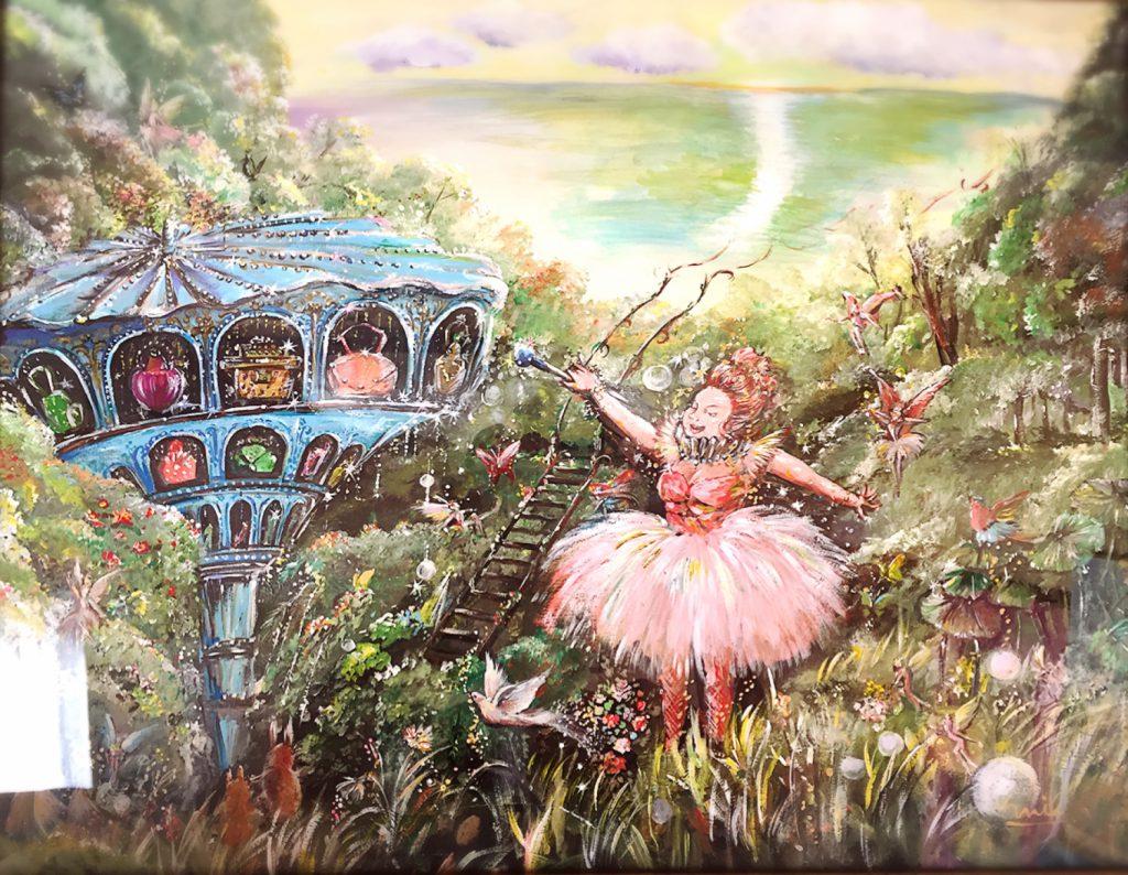 「叶えの妖精」