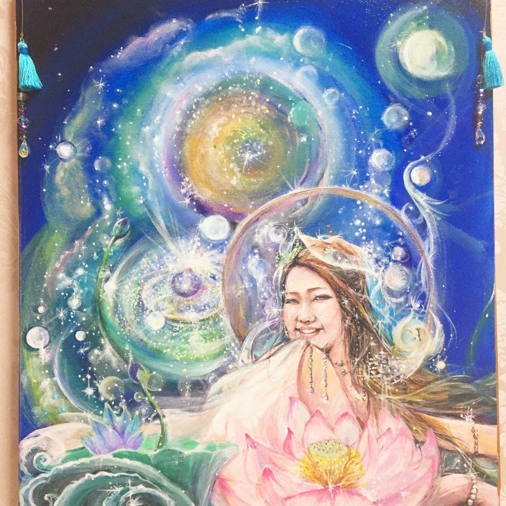 〜蓮の恵 光の女神~