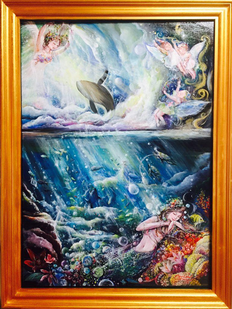 ~黄金クジラ 女神と~人魚の眠り