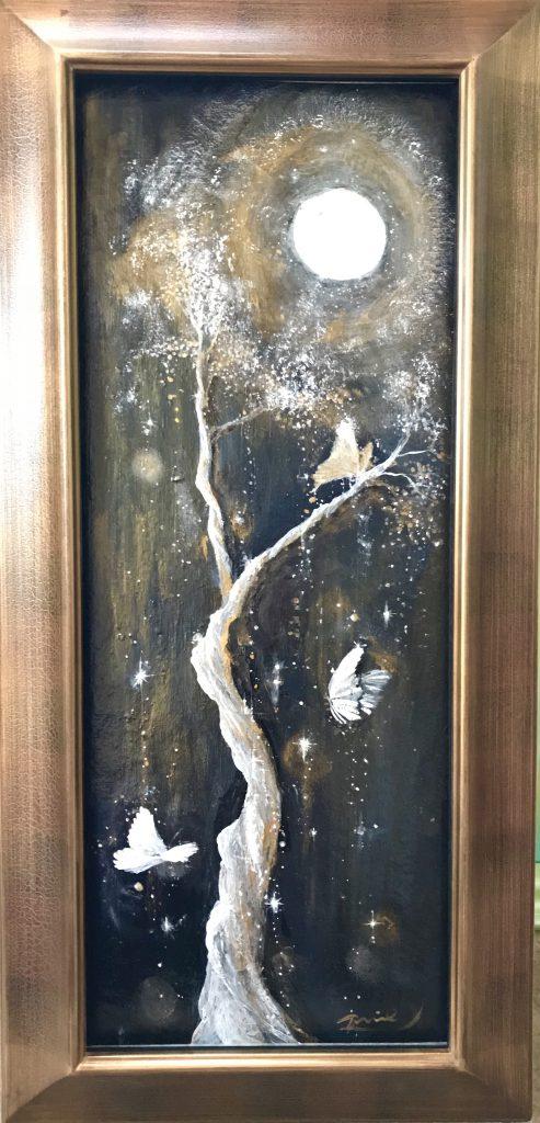 黄金蝶と奇跡の樹