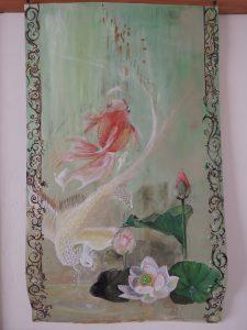 98歳の女流画家